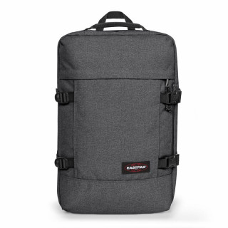 Eastpak Tranzpack Sac A Dos Business et Bagage Cabine 77h Black Denim