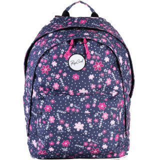 Rip Curl Back To School Flowers Double Dome Sac à Dos Purple