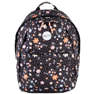 Rip Curl Back To School Flowers Double Dome Sac à Dos Black