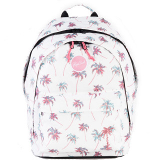 Rip Curl Back To School Palmiers Double Dome Sac à Dos White