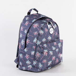 Rip Curl Back To School Palmiers Double Dome Sac à Dos Navy