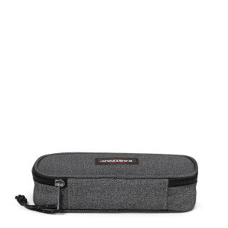 Eastpak Oval Single Trousse 77h Black Denim