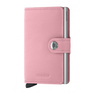 Secrid Porte-Carte Miniwallet Crisple Pink