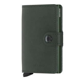 Secrid Porte-Carte Miniwallet Original Green