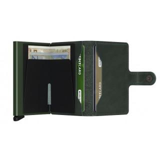 Secrid Porte-Carte Miniwallet Original Green