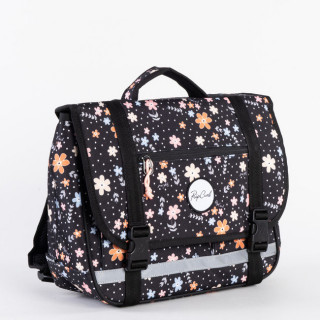 Rip Curl Back To School Small Cartable 35cm Flowers Black cote