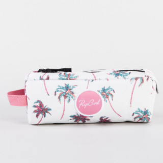 Rip Curl Back To School Trousse Double Compartiment White COTE