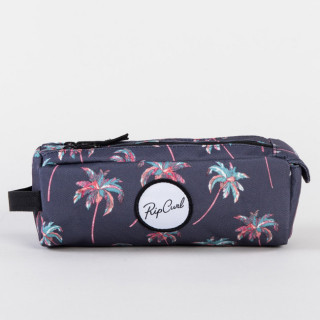 Rip Curl Back To School Trousse Double Compartiment Navy