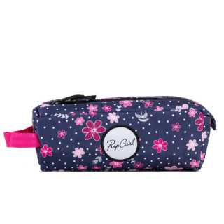 Rip Curl Back To School Trousse Double Compartiment Purple