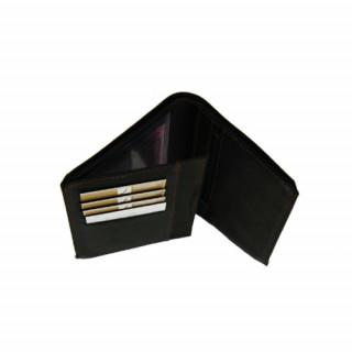 Jean Louis Fourès Baroudeur European Wallet F9224 Black