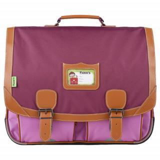 Tann's Iconic Cartable 41cm Violet/Parme