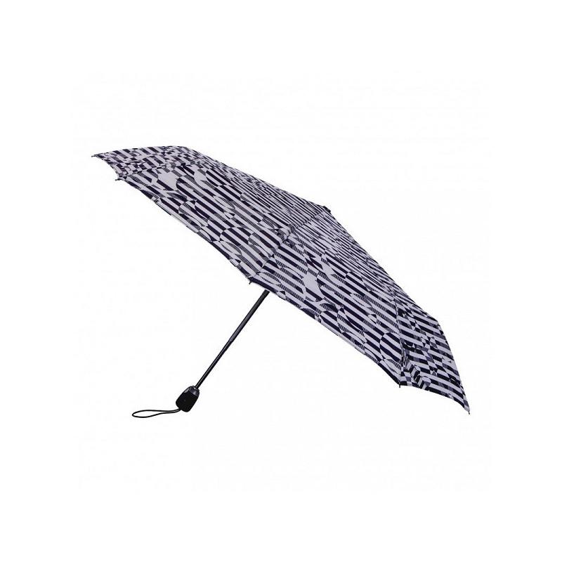Parapluie Piganiol Pliant Automatique Essentiel Noir Rosace