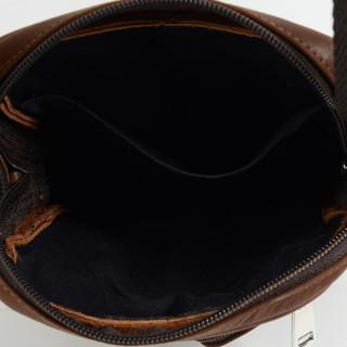 Jean Louis Fourès Baroudeur Bag Pocket F9009 Cognac