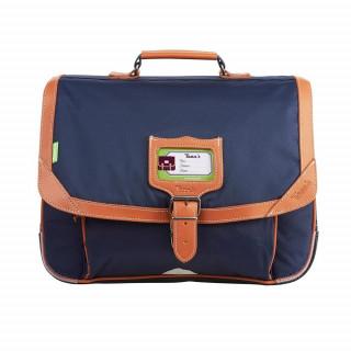 Tann's Incontournables Cartable 38cm Bleu