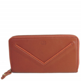 Mila Louise Oline V Cuir Compagnon Paprika