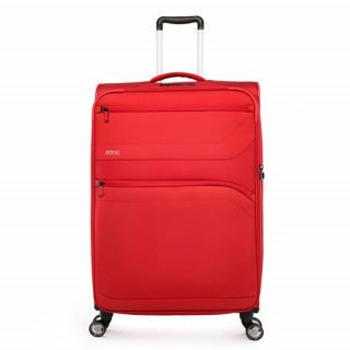valise souple jum rouge soute