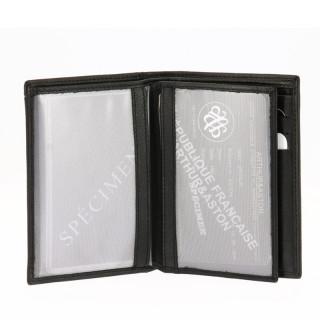 Arthur & Aston Wallet 1935-800 Black Leather