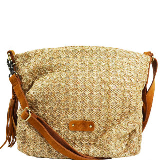 Mila Louise Prudy Rope Besace Camel