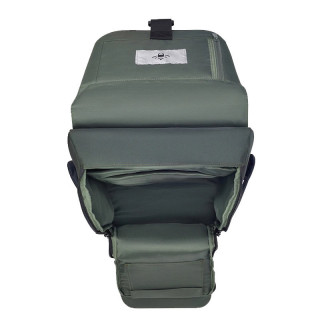 "Delsey Secureflap Sac à Dos PC 15.6"" Army"
