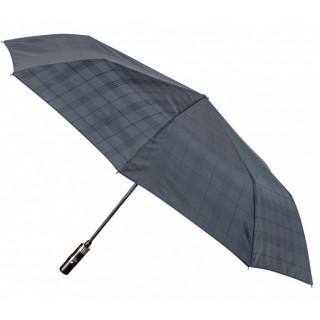 Parapluie Piganiol Homme Mini-Pliant Automatique Prince de Galles