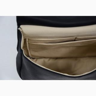 JL Fourès Baroudeuse Crossbody Bag Orange
