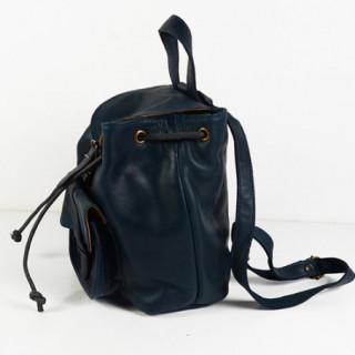 Paul Marius Lebaroudeur Bag A Dos Blue Petrole