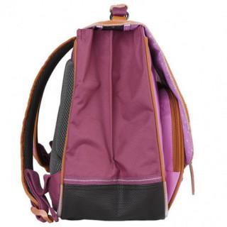 Tann's Iconic Cartable 41cm Violet/Parme côté