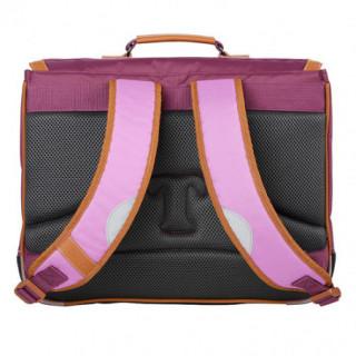 Tann's Iconic Cartable 41cm Violet/Parme dos
