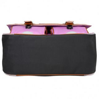 Tann's Iconic Cartable 41cm Violet/Parme dessous