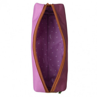 Tann's Iconic Trousse Violet/Parme ouvert