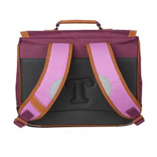 Tann's Iconic Cartable 35cm Violet/Parme dos