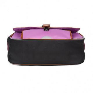 Tann's Iconic Cartable 35cm Violet/Parme dessous