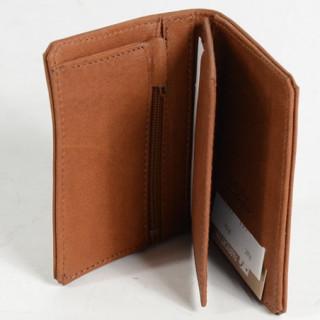 Jean Louis Fourès Baroudeur Wallet Mini F922 Fauve