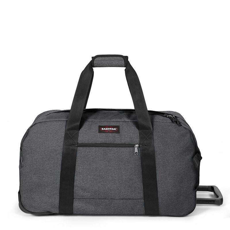 sac de voyage souple eastpak container 65+  Black denim
