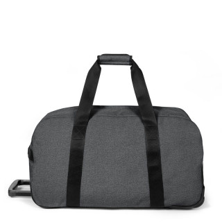 sac de voyage souple eastpak container 65+  Black denim