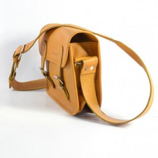 Paul Marius LaSacoche S Crossbody Bag Safran