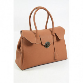 Berthille Cortina Sac à Main Tan S0056G