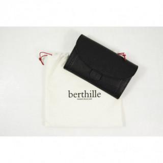Berthille Milano Porte-feuille All In One Noir 5