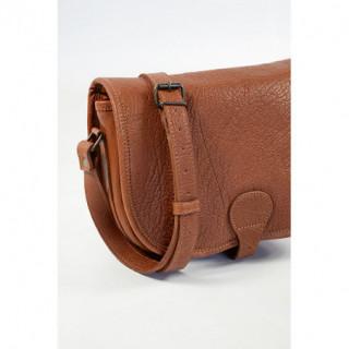 Paul Marius Le Vagabond Crossbody Bag Natural