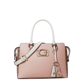 Guess Annarita Sac à Main Rose Multi