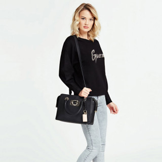 Guess Annarita Handbag Black Charm