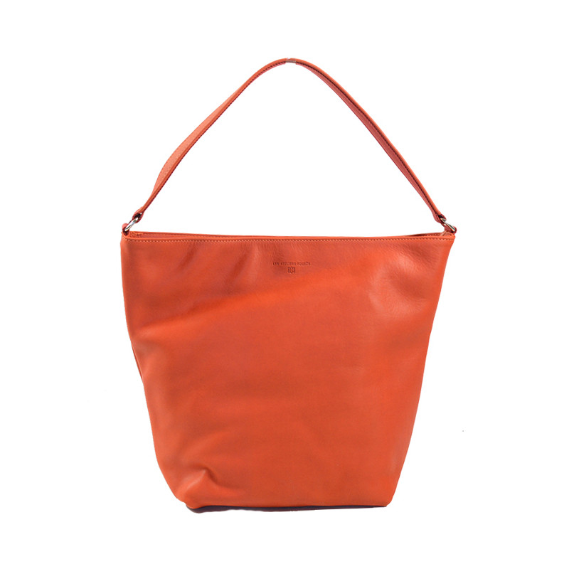 JL Fourès Baroudeuse Sac Porté Epaule Orange