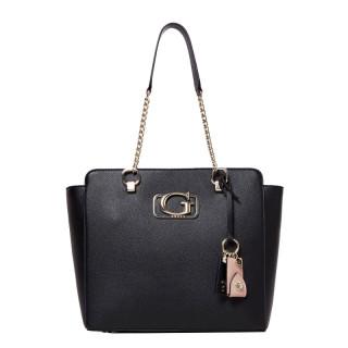 Guess Annarita Shopping Bag Charm Black