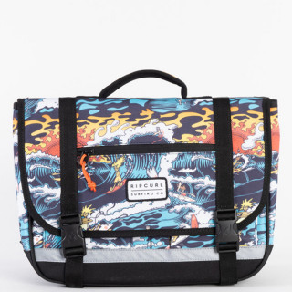 Rip Curl Comic Surf Small Cartable 35cm Blue