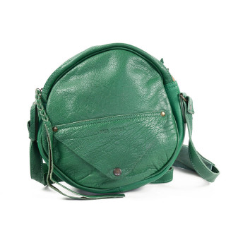 Paul Marius L'Ecrin Crossbody Bag Round Jungle Green