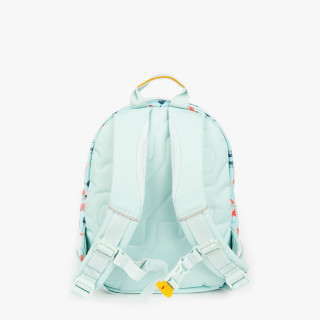Stone and Bones Backpack Laurel Mermaids Aqua
