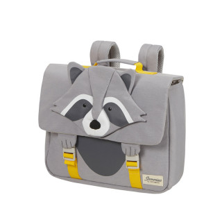 Samsonite Happy Sammies Cartable 33cm Raccoon Remy