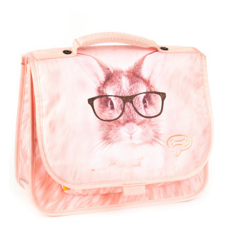 Stones And Bones Cartable 35cm Iris PL Bunny Pink