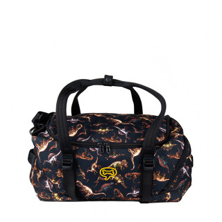 Stones and Bones Sac Weekend et sac de sport Daisy Jurassic Navy face