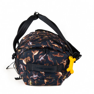 Stones and Bones Sac Weekend et sac de sport Daisy Jurassic Navy cote